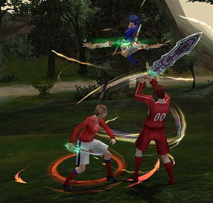 Soccer online games mmo